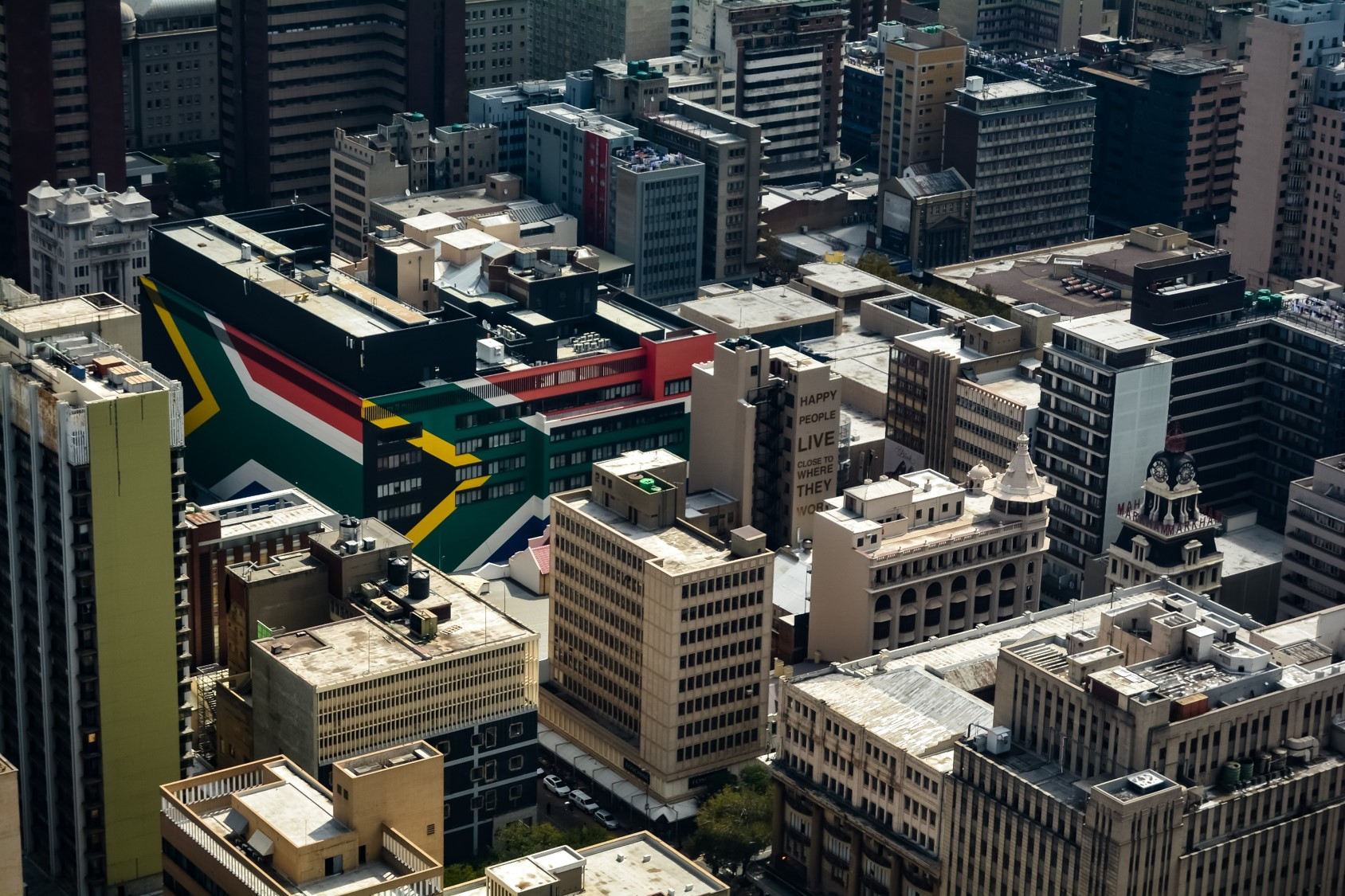Corporate Reorganization in South Africa