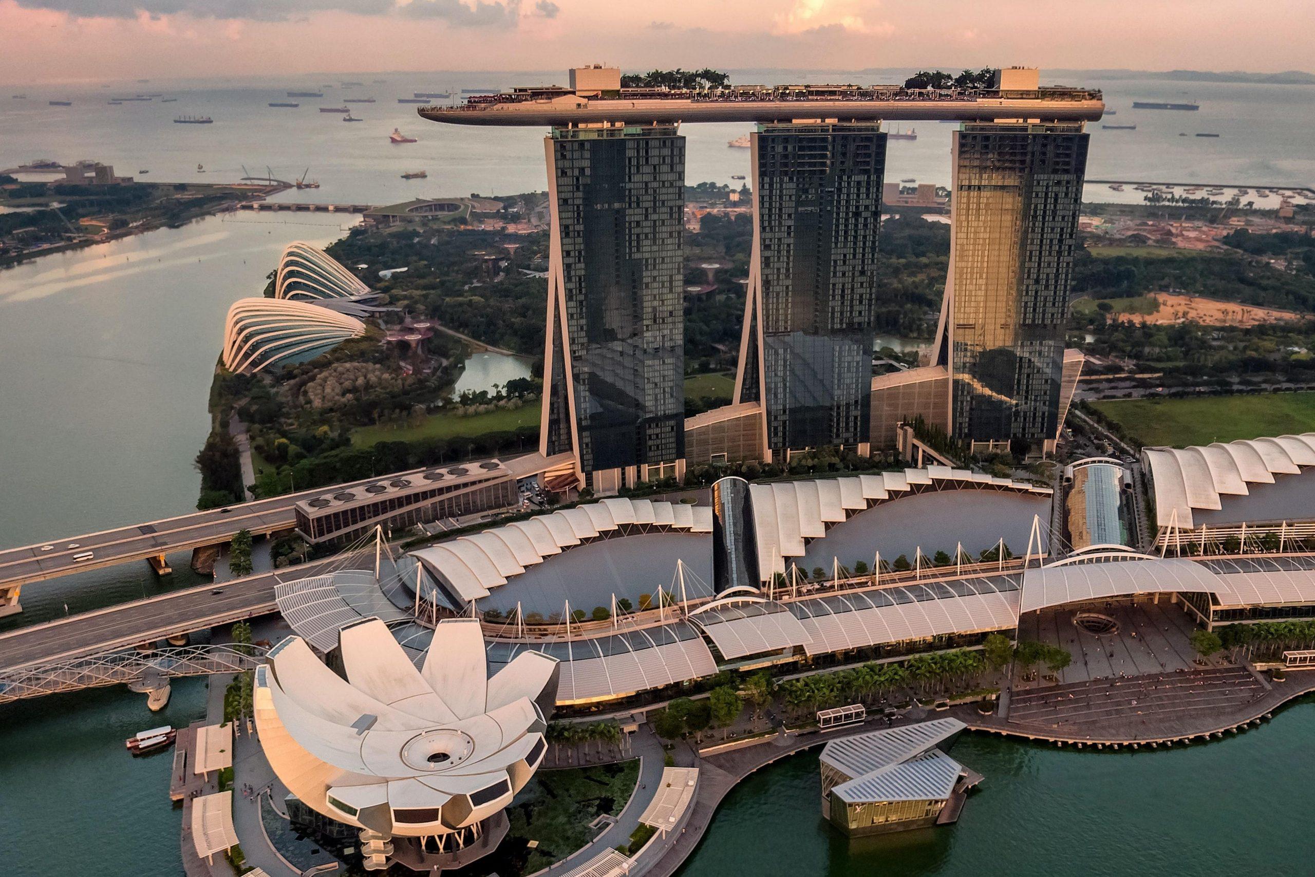 Covid19 in Singapore